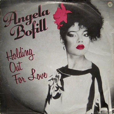 Angela Bofill - Holding Out For Love