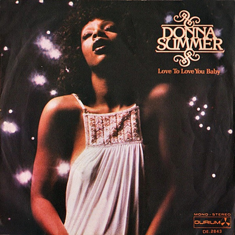 Donna Summer - Love To Love You Baby