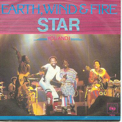 Earth, Wind & Fire - Star