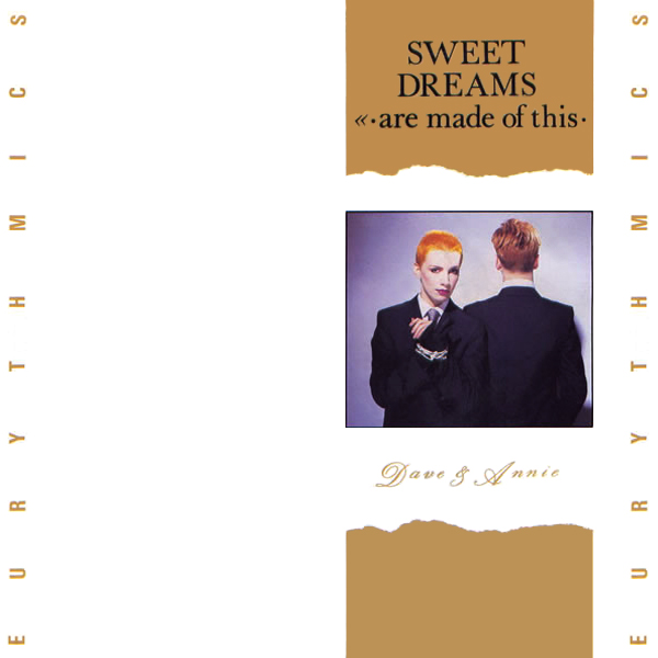 Eurythmics - Sweet Dreams [Are Made Of This]