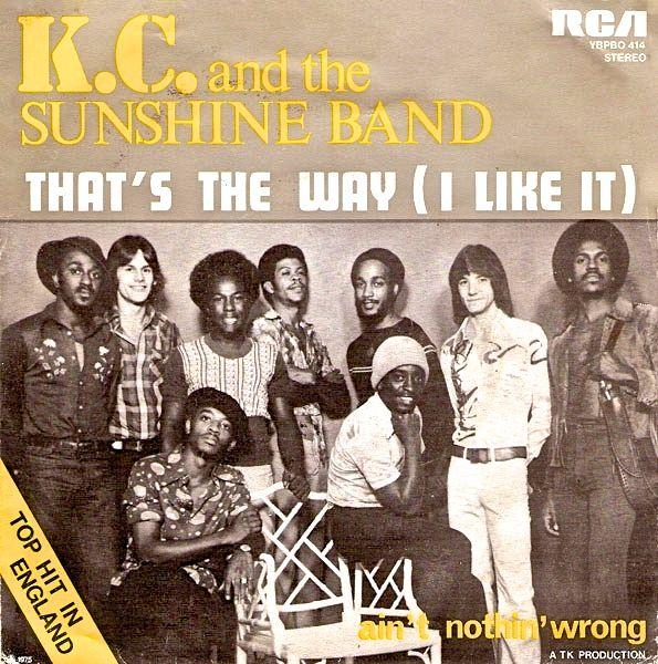 KC & The Sunshine Band - That's The Way [I Like It]