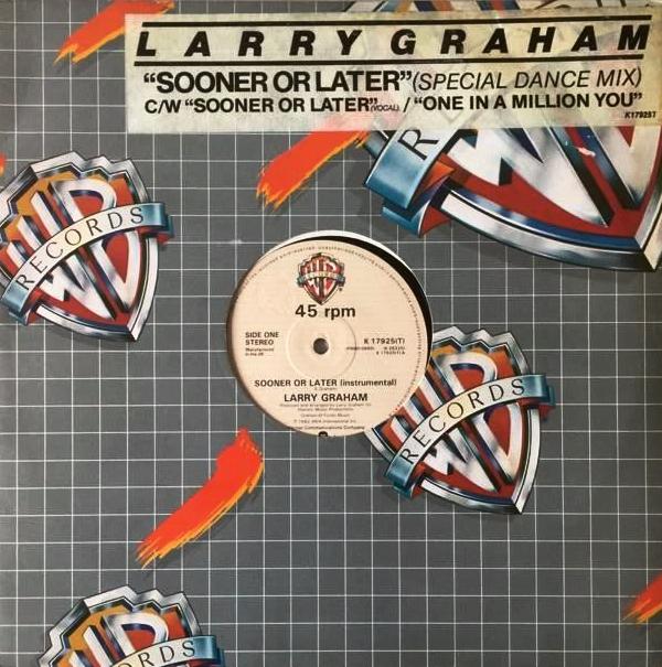 Larry Graham - Sooner Or Later