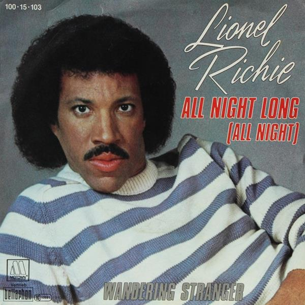 Lionel Richie - All Night Long [All Night]