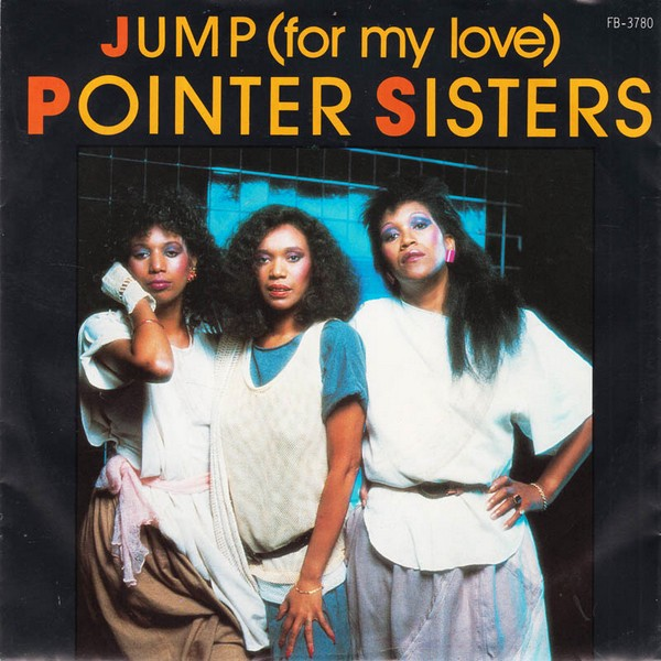 Pointer Sisters - Jump [For My Love]