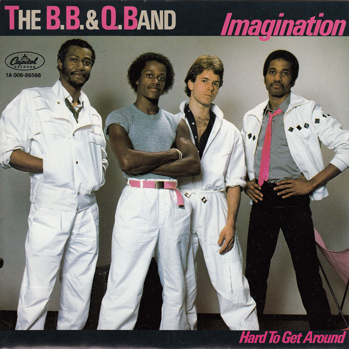 The Brooklyn Bronx & Queens Band - Imagination