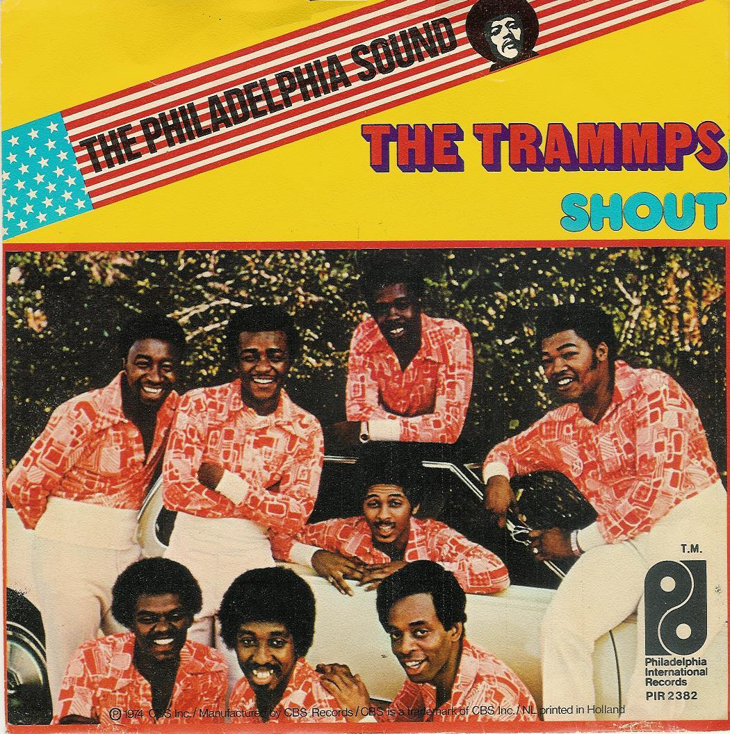 The Trammps - Shout